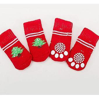 Warm Puppy Dog Socks Soft Pet Knits