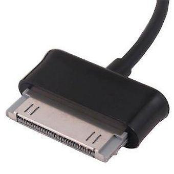 Usb данных кабельное зарядное устройство для Samsung Галактика Вкладка 2 10.1 P5100 P7500 планшет