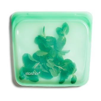 Reusable Mint silicone bag 1 unit