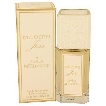 Modern Jess Eau De Parfum Spray By Jessica McClintock 3.4 oz Eau De Parfum Spray