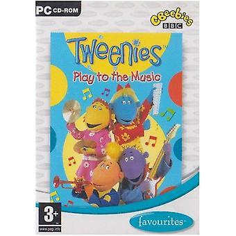 Tweenies - spelen op de muziek