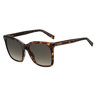 Givenchy GV7199/S 086/HA Havana/Brown Gradient Sunglasses