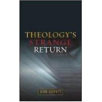 Teologia'Don Cupittin outo paluu - 9780334043720 Kirja