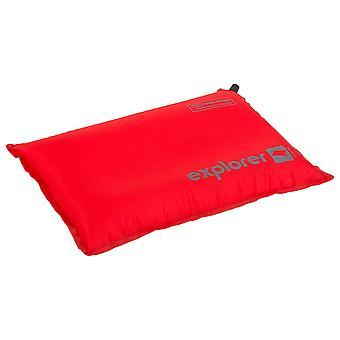 Highlander X-plorer Self Inflate Camping Pillow