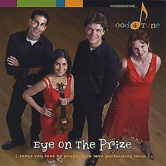 Good4Tune - palkinto [CD] Yhdysvallat silmällä tuoda
