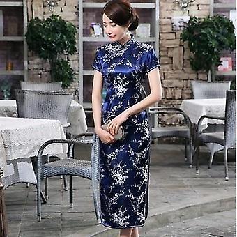 بالإضافة إلى حجم الفساتين الصينية التقليدية
