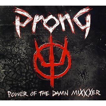 Prong - Power of the Damn Mixxxer [CD] USA import