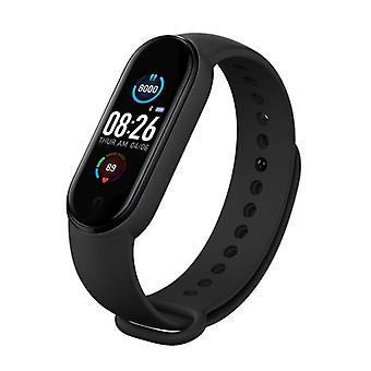 M5 Smart Sport Band Fitness Tracker Schrittzähler Herzfrequenz Blutdruckmessgerät