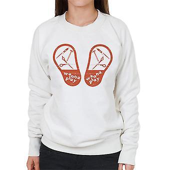 Chucky Weapons wil Women's Sweatshirt spelen