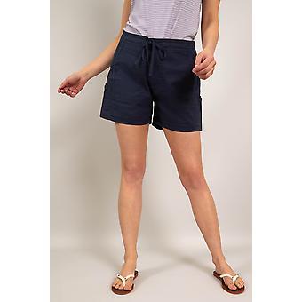 Willoughby pantalones cortos de algodón orgánico Caqui