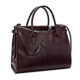 MARCO TOZZI 2-2-61035-25, 2-2-61035-25-Women's Bag, Bordeaux Snake, 1 EU