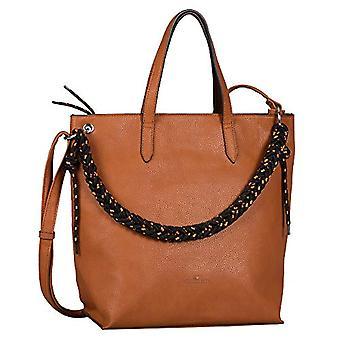 Tom Tailor Acc Maren, Women's Shoulder Bag, Brown, L
