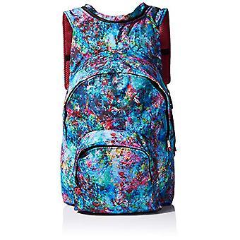 MorikukkoMorikukko Hooded Backpack Kool MonetUnisex - AdultZainiMulticolore (Kool Monet)33x8x40 Centimeters (W x H x L)