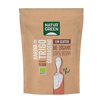 Gluten-free bio buckwheat flour 500 g of powder