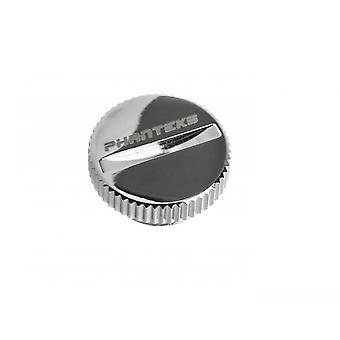 Phanteks Stop-Fitting G1/4 Spegel Chrome