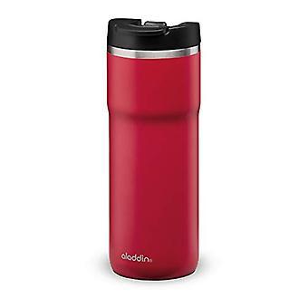 Aladdin Java Thermavac Leak-Lock Stainless Steel Mug 0.47L Cherry Red
