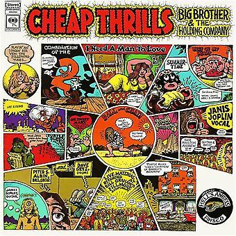 Big Brother & The Holding Company - Cheap Thrills Gatefold Vinyl