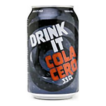 Forfriskende drik Drik Det Cola Cero (33 cl)