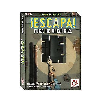 """Lautapeli """"Escapa! Fuga de Alcatraz (espanja)"""
