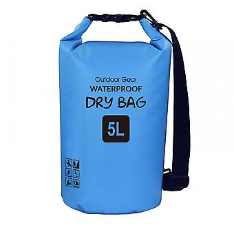 Outdoor Swimming Waterproof Camping Rafting Storage Dry Bag With Adjustable