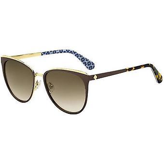 Kate Spade Jabrea Óculos de Sol - Marrom/Azul