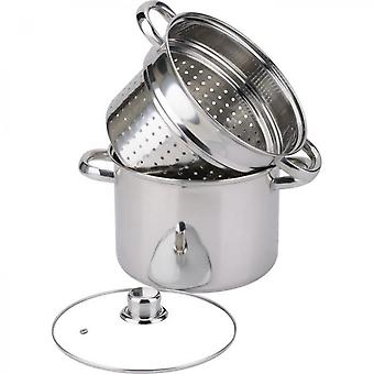 Baumalu Stainless Steel Pasta Cooker
