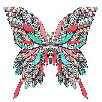 Color butterfly Jigsaw Puzzle Piece Game for Kids and Adults(A3)