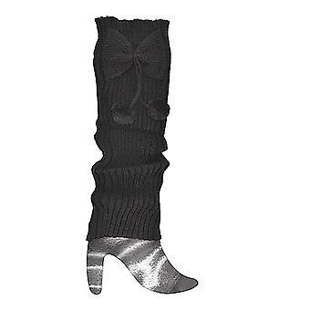 مدفأة الساق السوداء مع القوس