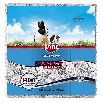 Kaytee Clean & Cozy Extreme Odor Control Small Pet Bedding - 65 Liters (3965 Cu. In.)