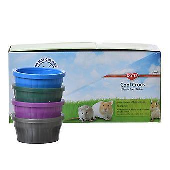Kaytee Cool Crock Small Animal Bowls - Small - 4 oz - 1 Crock