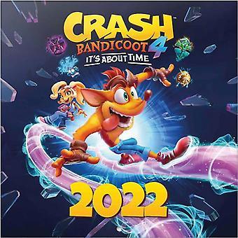 Crash Bandicoot Calendar 2022