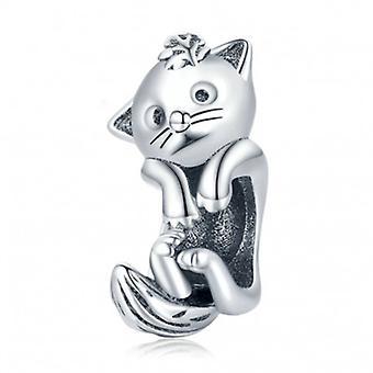 Sterling Silber Charm Fuchs - 7167