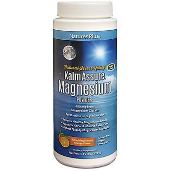 Natures Plus Kalm Assure Magnésio Powder 400mg 522g