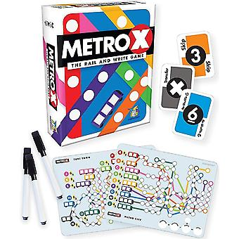 Tile games metro x board game