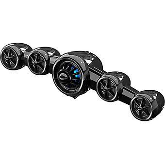 Kiko Speakers V7098b Black)