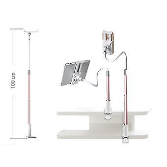 Laiska Bed Desk -jalustan kiinnitys ipad-tablet-puhelimeen
