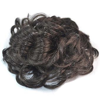 Haarpackung Flauschige gekräuselte natürliche Perücke