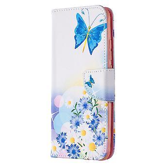 Fall für Xiaomi Redmi 9a Muster mit Blume