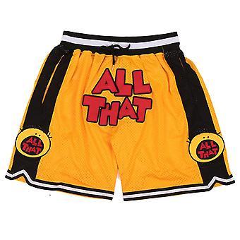 Men's Kel All That Basketball Shorts Casual Outdoor Sports Sandbeach Pants Size S-xxl