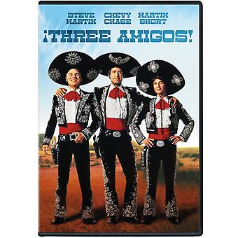 Three Amigos [DVD] USA import
