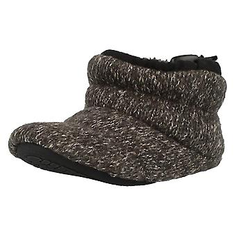 Junior Boys Clarks Slipper Stiefel Doogy Boy