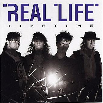 Real Life - Lifetime [CD] USA import
