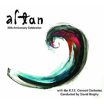 アルタン - アルタン: 25 周年記念祝賀会 [CD] USA 輸入