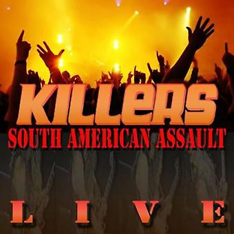 Killers - South American Assault [CD] USA import