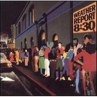 Weather Report - 8.30 [CD] USA tuonti