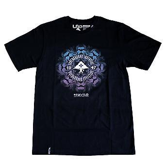LRG Lion jaosto t-paita musta