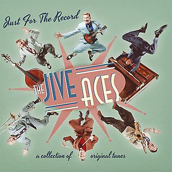 Jive Aces - Just for the Record [Vinyl] USA import