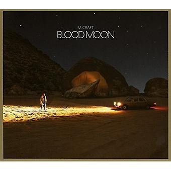 M Craft - Blood Moon [CD] USA import