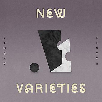 Lymbyc Systym - New Varieties [CD] USA import