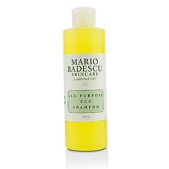 ماريو Badescu جميع الأغراض شامبو البيض (لجميع أنواع الشعر) - 236ml/8oz